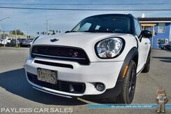 2016_MINI_Cooper Countryman_S / All4 AWD / Automatic / Heated Leather Seats / Bluetooth / Cruise Control / Cold Weather Pkg / 31 MPG / Only 13k Miles / 1-Owner_ Anchorage AK