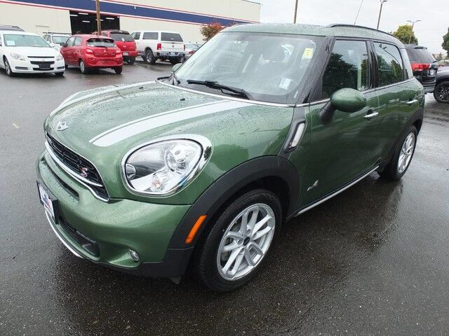 2016 Mini Cooper Countryman S Burlington Wa