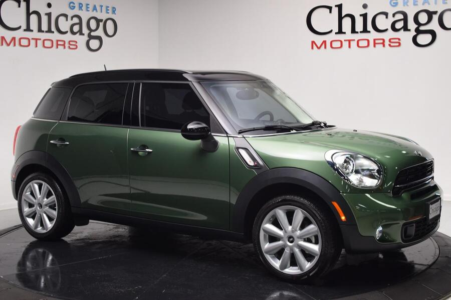 2016_MINI_Cooper Countryman_S_ Glendale Heights IL
