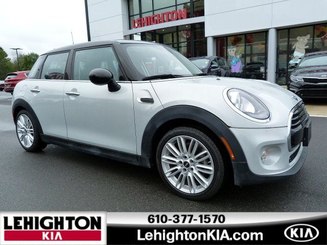 2016 Mini Cooper Hardtop 4 Door Lehighton Pa 26080059