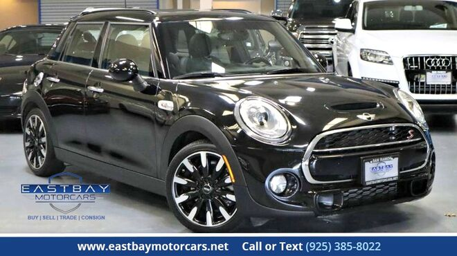 2016_MINI_Cooper Hardtop 4 Door_S * Cold Weather * Media Pkg * Sport Pkg *_ San Ramon CA