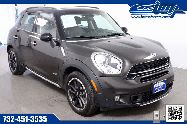 2016 MINI Cooper S Countryman Base Rahway NJ
