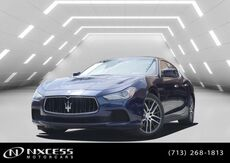 2016_Maserati_Ghibli_Navigation Sunroof Heated Seat Warranty_ Houston TX