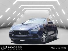 Maserati Ghibli Navigation Sunroof Heated Seat Warranty 2016