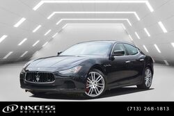 Maserati Ghibli S Navigation Backup Camera Sunroof Leather Warranty! 2016