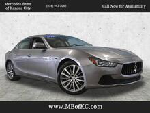 2016_Maserati_Ghibli_S Q4_ Kansas City KS