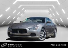 Maserati Ghibli S Q4 One Owner Warranty Clean Carfax. 2016