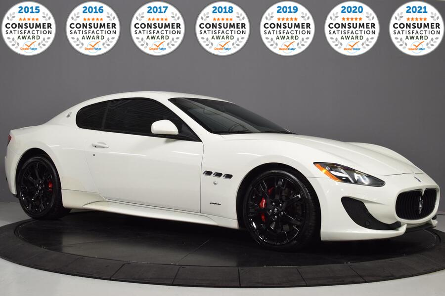 2016_Maserati_GranTurismo_MC_ Glendale Heights IL