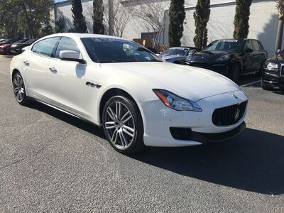 2016_Maserati_Quattroporte_S_ Charleston SC