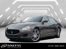 Maserati Quattroporte S Extra Clean. 2016