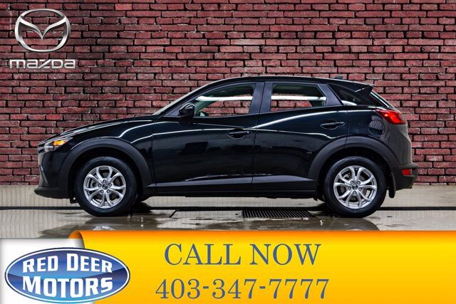 2016 Mazda CX-3 AWD GS Leatherette Roof Bcam Red Deer AB