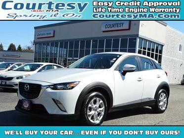 2016_Mazda_CX-3_Touring_ South Attleboro MA