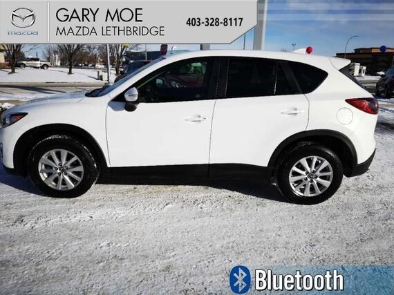 2016_Mazda_CX-5_GS AWD  Heated Leather Seats - Navigation_ Lethbridge AB