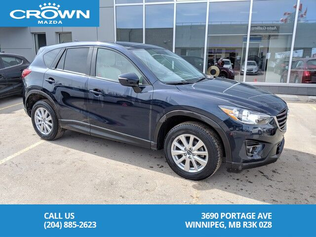 2016 Mazda Cx 5 Gs Luxury Awd Local One Owner Service At