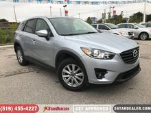 2016_Mazda_CX-5_GS   NAV   CAM   ROOF   HEATED SEATS_ London ON