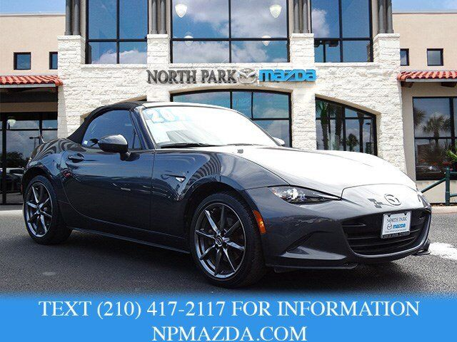 2016 Mazda MX-5 Miata Grand Touring San Antonio TX