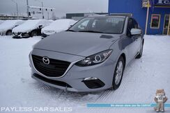 2016_Mazda_Mazda3_i Sport / Automatic / Bluetooth / Back Up Camera / Push Button Start / Cruise Control / Block Heater / 41 MPG_ Anchorage AK