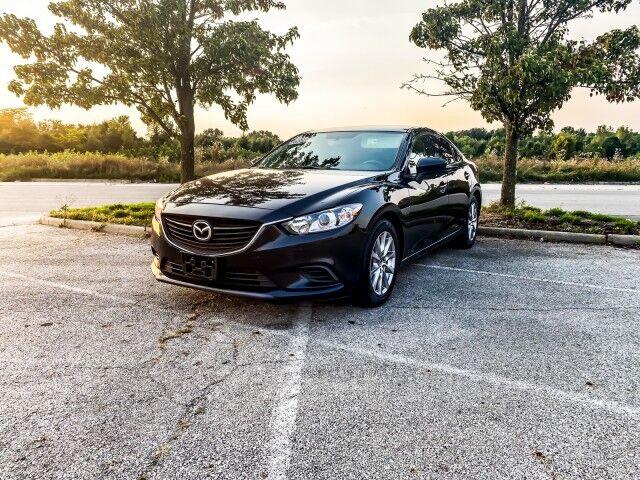 2016 Mazda Mazda6 i Sport Columbus OH