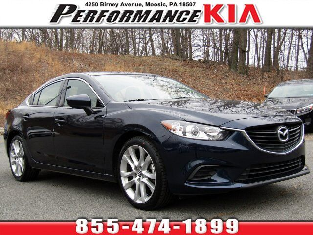 2016 Mazda Mazda6 i Touring Moosic PA