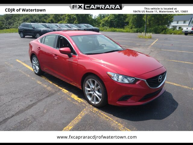 2016 Mazda Mazda6 i Touring Watertown NY