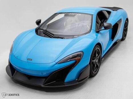 2016 McLaren 675LT  Seattle WA