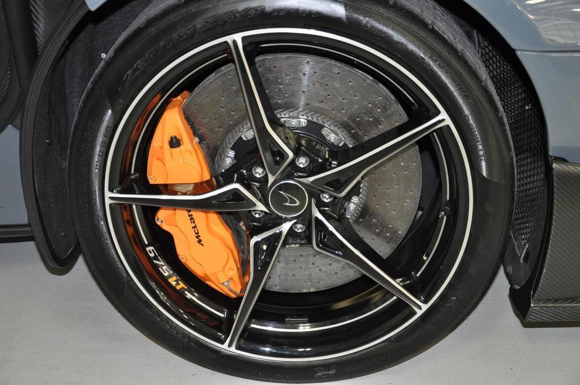 2016 McLaren 675LT  Tomball TX