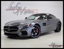 Mercedes-Benz AMG GT S 1 Owner Dynamic Plus AMG Night Styling Pano Roof 2016