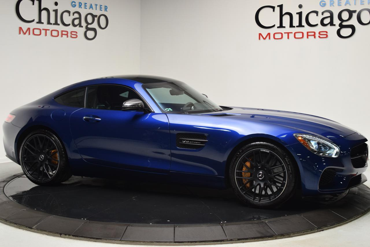 Vehicle details - 2016 Mercedes-Benz AMG GT at Greater Chicago ...