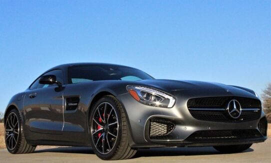 2016_Mercedes-Benz_AMG_GT S Edition 1_ Fort Worth TX