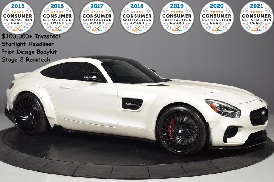 2016_Mercedes-Benz_AMG GT_S_ Glendale Heights IL