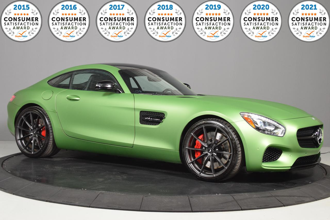 2016 Mercedes-Benz AMG GT S Glendale Heights IL