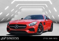 2016_Mercedes-Benz_AMG GT_S Night Package, Blind Spot Assist, Lane Keep Assist._ Houston TX