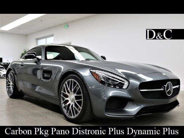 2016 Mercedes-Benz AMG® GT S Portland OR