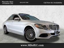 2016_Mercedes-Benz_C_300 4MATIC® Sedan_ Kansas City KS