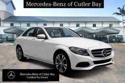 2016_Mercedes-Benz_C_300 4MATIC® Sedan_ Miami FL