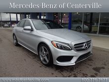 2016_Mercedes-Benz_C_300 4MATIC® Sedan_ Centerville OH