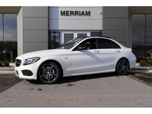 2016_Mercedes-Benz_C_450 4MATIC® Sedan_ Kansas City KS