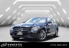 Mercedes-Benz C-CLASS C 300 Sport Black Ash Open Pore Wood,Comfort Suspension, 2016