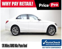 2016_Mercedes-Benz_C-Class_4MATIC_ Maumee OH