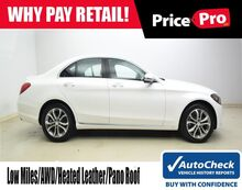 2016_Mercedes-Benz_C-Class_4MATIC w/Pano Sunroof_ Maumee OH