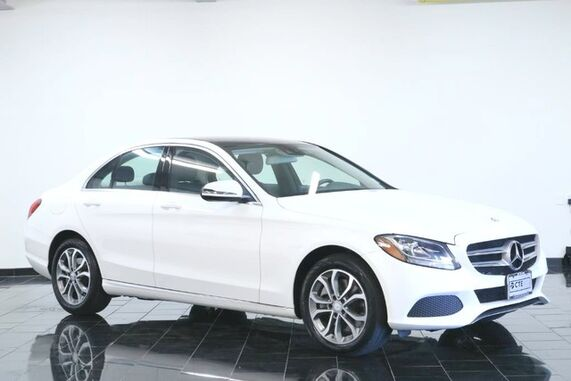 2016_Mercedes-Benz_C-Class_4dr Sdn C 300 Luxury 4MATIC_ Leonia NJ