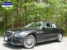 2016_Mercedes-Benz_C-Class_4dr Sdn C 300 Luxury 4MATIC®_ Pembroke MA