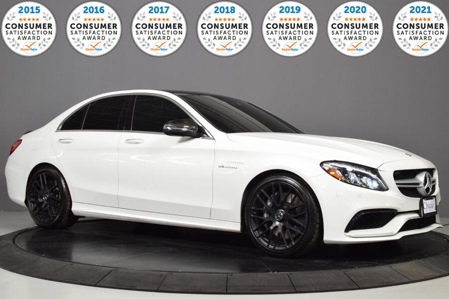 2016_Mercedes-Benz_C-Class_AMG C 63_ Glendale Heights IL
