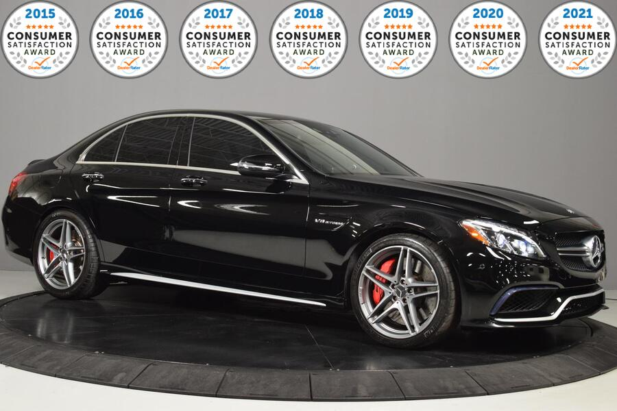 2016 Mercedes-Benz C-Class AMG C 63 S Glendale Heights IL