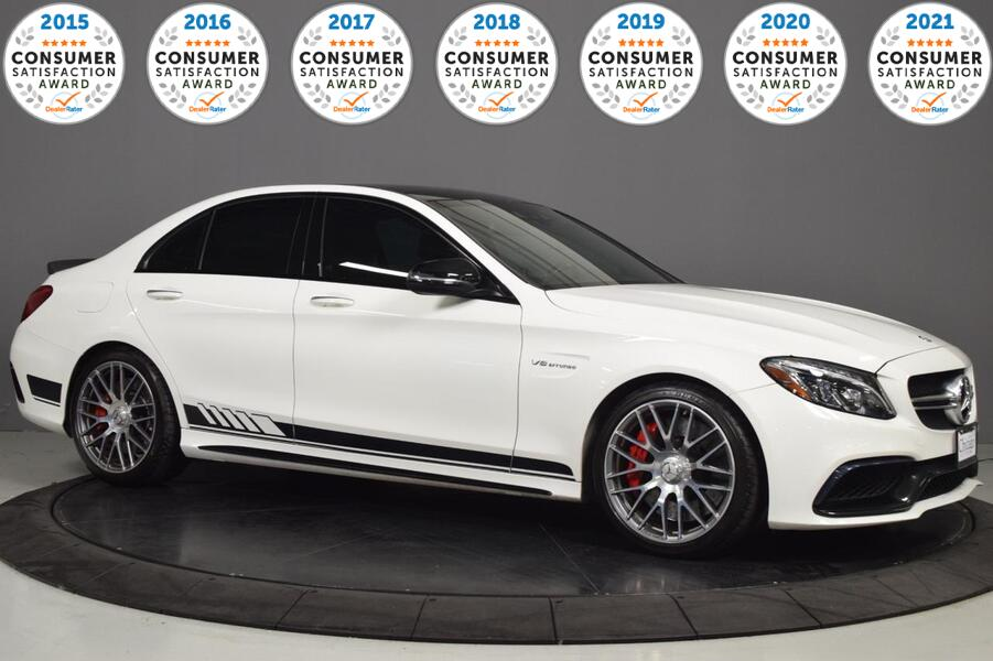 2016_Mercedes-Benz_C-Class_AMG C 63 S_ Glendale Heights IL