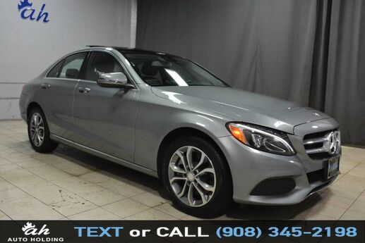 2016 Mercedes-Benz C-Class C 300 4matic Hillside NJ