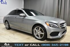 2016_Mercedes-Benz_C-Class_C 300 4matic Sport_ Hillside NJ