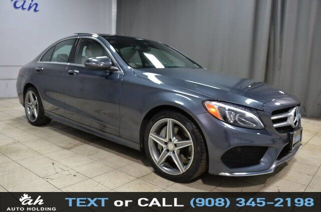 2016 Mercedes-Benz C-Class C 300 Luxury Hillside NJ
