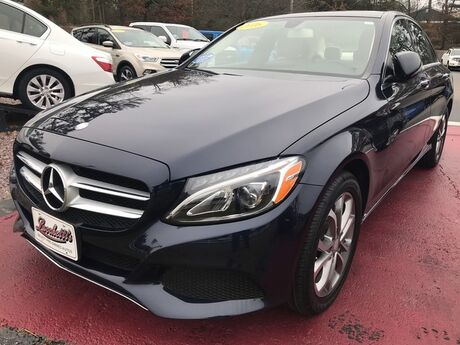 2016 Mercedes-Benz C-Class C 300 Luxury Marshfield MA