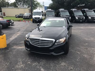 2016_Mercedes-Benz_C-Class_C 300 Luxury_ Charleston SC